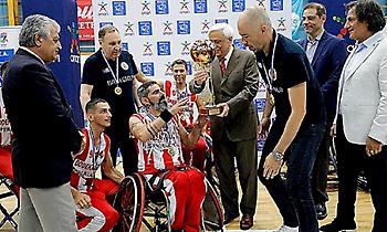 Οι πρωταθλητές Ελλάδας στο μπάσκετ με αμαξίδιο στο Galis Basketball 3on3!
