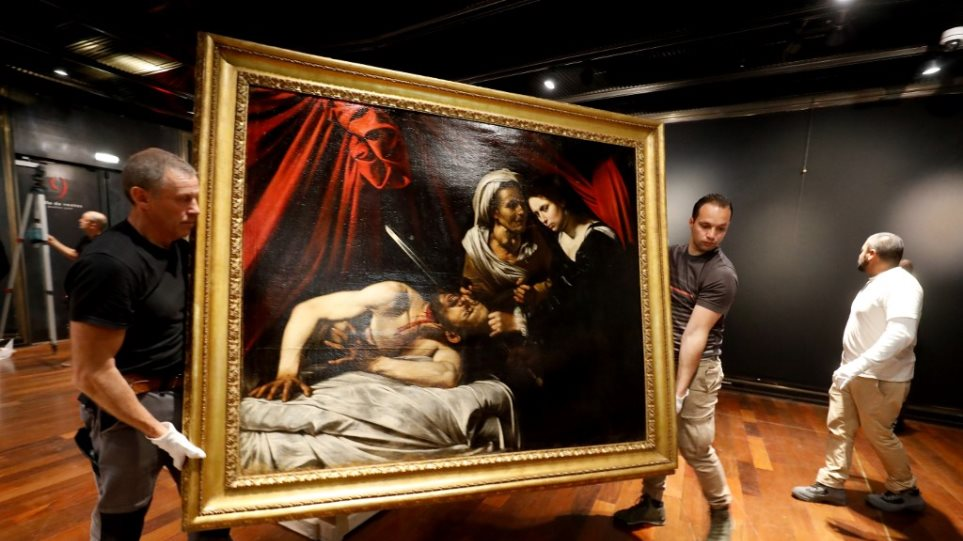 Γαλλία: Πάνω από 150 εκατ. ευρώ για τον «χαμένο πίνακα» του Καραβάτζιο!
