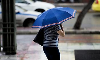 Συνεχίζεται ο βροχερός καιρός και σήμερα – Δείτε που θα βρέξει