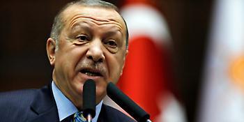 Νέο κρεσέντο Ερντογάν κατά Κύπρου: Κάνουν τους μάγκες αλλά εμείς συνεχίζουμε τις έρευνες