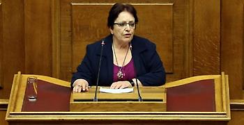 Επικεφαλής η Αλέκα Παπαρήγα στο ψηφοδέλτιο Επικρατείας του ΚΚΕ
