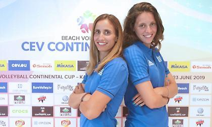 Οι αντίπαλοι των Αρβανίτη, Καραγκούνη στο Παγκόσμιο Πρωτάθλημα