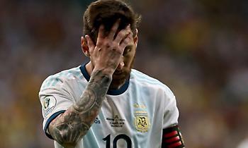 Με την πλάτη στον τοίχο η Αργεντινή, 1-1 με την Παραγουάη (video)