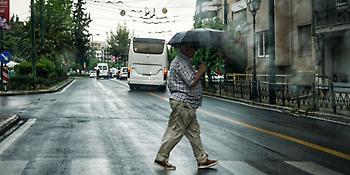 Δεν αλλάζει σκηνικό ο καιρός - Βροχές και σήμερα σε όλη τη χώρα
