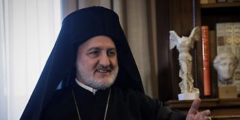 Θερμή υποδοχή περίμενε τον Αρχιεπίσκοπο Αμερικής Ελπιδοφόρο στη Νέα Υόρκη