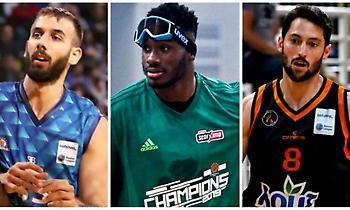 Μεταγραφές: 10 Έλληνες της Basket League που μένουν ελεύθεροι!