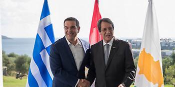 Στις Βρυξέλλες ο Αλέξης Τσίπρας - Θα ζητήσει από τους Ευρωπαίους μέτρα κατά της Τουρκίας