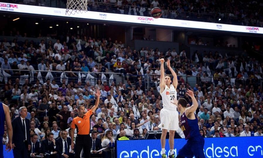 Έβδομος σε τρίποντα στην ιστορία των playoffs της ACB ο Κάρολ
