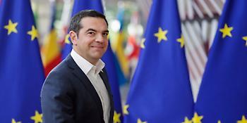 Τσίπρας από Βρυξέλλες: Ελπίζω να ληφθούν κυρώσεις κατά της Τουρκίας