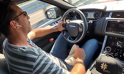 Αντιδράσεις για Μπουφόν: Οδηγούσε με 155χλμ/ώρα και δεν φορούσε ζώνη! (pic)