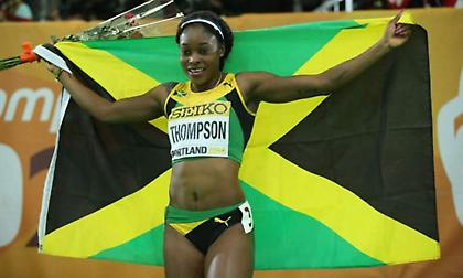 «Έσπασαν» τα χρονόμετρα στην Τζαμάικα