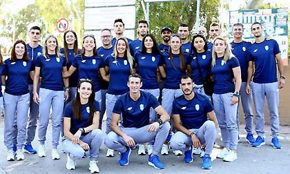 Στην 3η θέση ο ελληνικός στίβος στους Ευρωπαϊκούς Αγώνες του Μινσκ