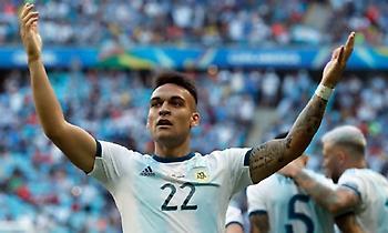 Τραγικό λάθος και 1-0 η Αργεντινή (video)