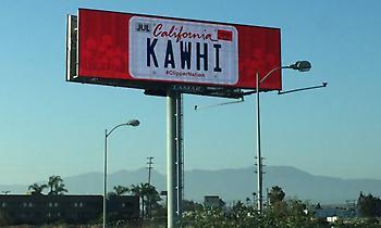 «Ψήνουν» Λέοναρντ με πινακίδες σε λεωφόρους του LA οι Κλίπερς (pics)