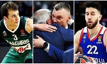 Η μεγάλη του Σάρας σχολή: 7 παίκτες που άλλαξαν επίπεδο με τον Γιασικεβίτσιους!