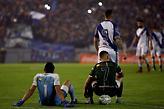 Καθιστική διαμαρτυρία σε μπαράζ ανόδου στην Αργεντινή (video)