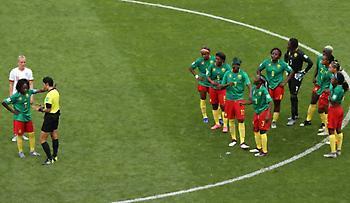 Σάλος με την αντιαθλητική συμπεριφορά του Καμερούν στο Μουντιάλ Γυναικών