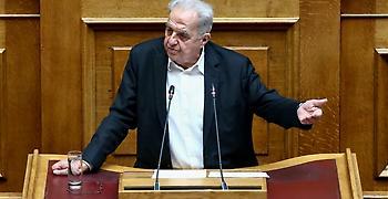 Παραίτηση Φλαμπουράρη προβλέπει η συμφωνία του ΣΥΡΙΖΑ με τους Οικολόγους