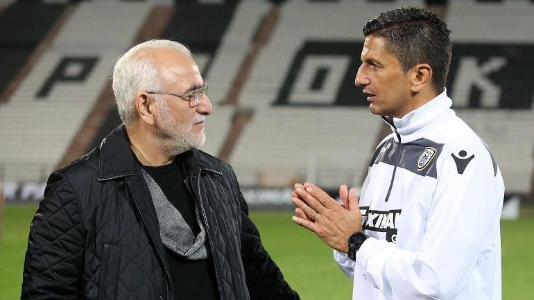 Σαββίδης για Λουτσέσκου: «Ο Ραζβάν είναι ο προπονητής μας, σε όποιον δεν αρέσει μπορεί να φύγει»!