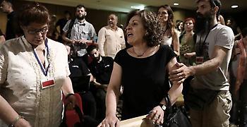 Οργισμένη αντίδραση της Μάγδας Φύσσα για τον κατηγορούμενο Καζαντζόγλου