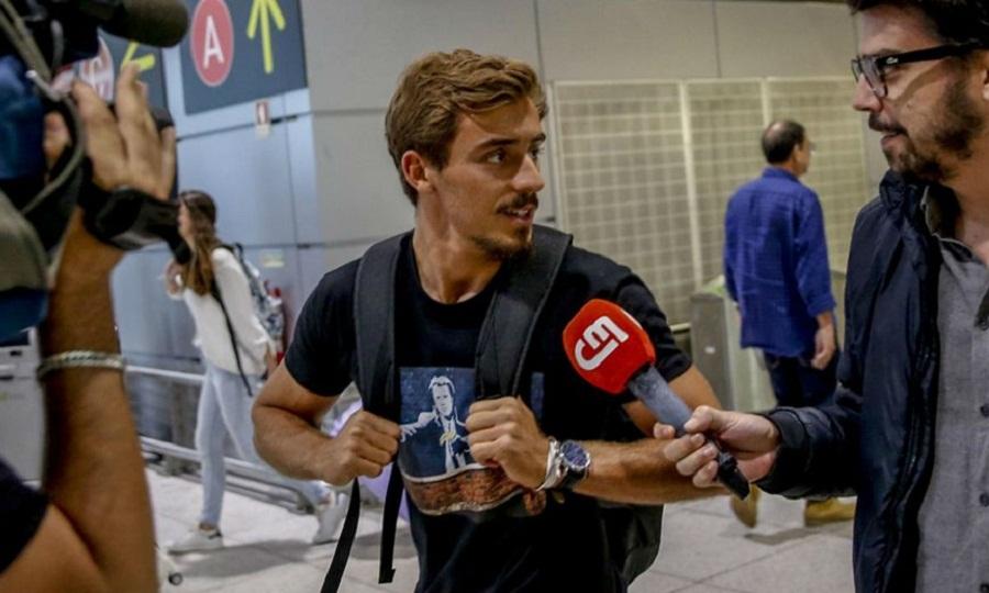 Ζεράλδες: «Πάω στην ΑΕΚ για να παίζω, εξαιρετικός προπονητής ο Καρντόσο»