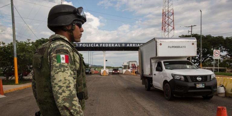 Το Μεξικό στέλνει άλλους 15.000 στρατιώτες στα σύνορα με ΗΠΑ