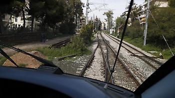 Παράσυρση και ακρωτηριασμός 34χρονου από τρένο στη Θήβα