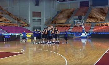 Πρώτη προπόνηση για Εθνική U19 στα «Δύο Αοράκια»-Φιλικό απόψε με Σερβία