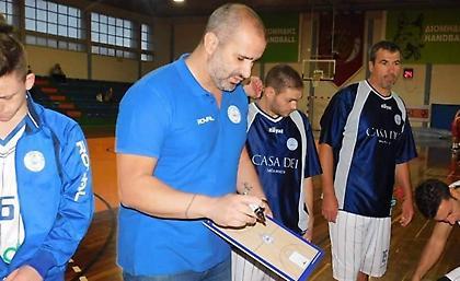 Ανέλαβε προπονητής του Παπάγου ο Διαμαντόπουλος!