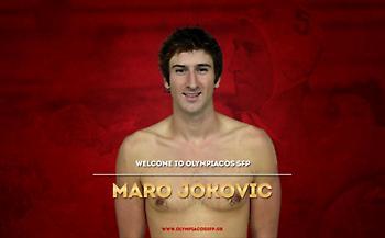 Ανακοίνωσε και Γιόκοβιτς ο Ολυμπιακός