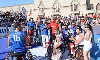 GalisBasketball 3on3: 4 ημέρες γεμάτες μπάσκετ, θέαμα και συγκίνηση στη Ρόδο! (pics & vid)