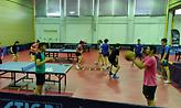 Άρχισε η προετοιμασία των «μικρών» Εθνικών ομάδων πινγκ πονγκ για το Ευρωπαϊκό Πρωτάθλημα
