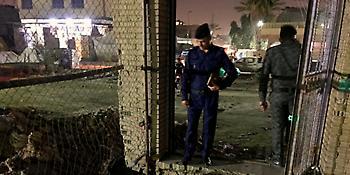 Έκρηξη στο Ιράκ: Τέσσερις αστυνομικοί νεκροί από βόμβα