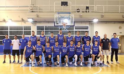 Εθνική U19: Το μέλλον του ελληνικού μπάσκετ δίνει ραντεβού στην Κρήτη!