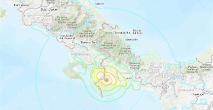 Σεισμός 6,3 Ρίχτερ χτύπησε Παναμά και Κόστα Ρίκα