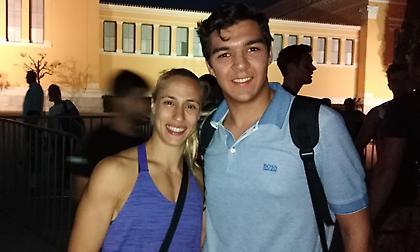 Νικόλ Κυριακοπούλου στο sport-fm.gr: «Αναμένεται βελτίωση μέχρι το Παγκόσμιο του Σεπτέμβρη»