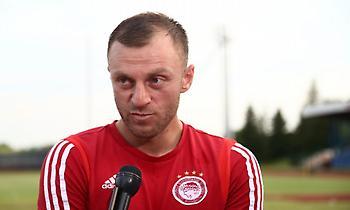 Αβραάμ Παπαδόπουλος: «Δύο χρόνια χωρίς τίτλο είναι πολλά, αυτός είναι ο ρόλος μου στην ομάδα» (vid)