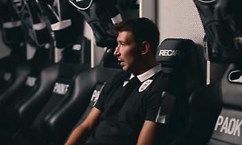 Zίβκοβιτς: «Ήρθα στη μεγαλύτερη ομάδα της Ελλάδας» (video)