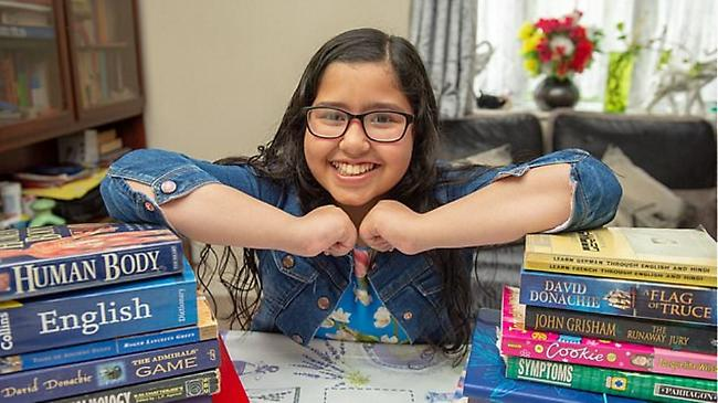 Η 11χρονη Ανούσκα είναι πιο έξυπνη από τους Αϊνστάιν και Χόκινγκ