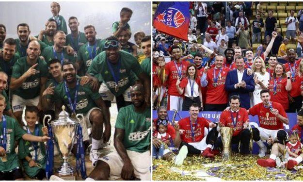 Οι πρωταθλητές σε ολόκληρη την Ευρώπη!