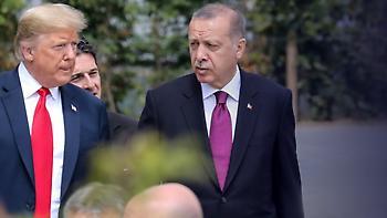 Ο Ερντογάν λέει ότι ο Τραμπ μπορεί να επισκεφθεί τη χώρα του τον Ιούλιο