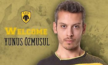 Επίσημα στην ΑΕΚ ο Οζμουσούλ!