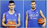 «Κόπηκαν» Βησσαρίου και Γάργαλης-Η δωδεκάδα για το Παγκόσμιο U19