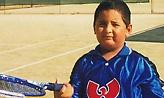 Αστέρι του τένις εκπλήσσει με φωτογραφία από την παιδική του ηλικία! (pic)