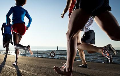 Ένα εντελώς αναπάντεχο πλεονέκτημα του ξυπόλυτου τρεξίματος!