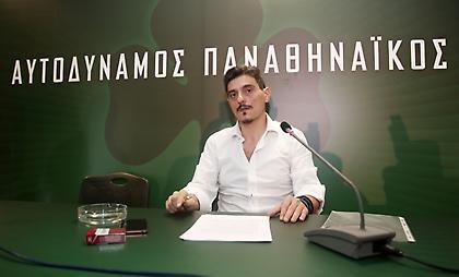 Γιαννακόπουλος: «Θωρακίζουμε το γήπεδο, μαζεύουμε 20 εκ. και ζητάμε τις μετοχές της ΠΑΕ»