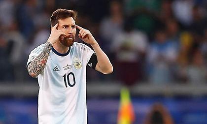 Μέσι: «Δεν κάνω και το καλύτερο Κόπα Αμέρικα»