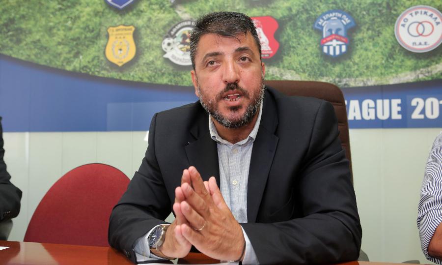 Λεουτσάκος στον ΣΠΟΡ FM: «Στον αέρα η Super League 2 – Να τηρηθούν τα συμφωνηθέντα»