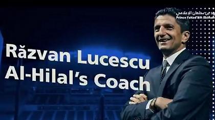 Λουτσέσκου: «Νιώθω μεγάλη ευθύνη που είμαι προπονητής στην πιο διάσημη ομάδα της Ασίας»