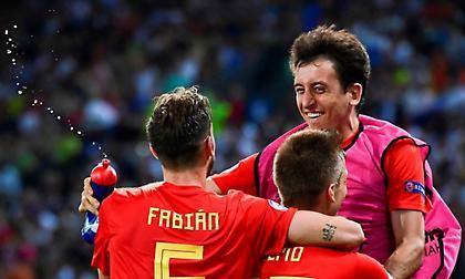 Πρωταθλήτρια Ευρώπης η Ισπανία στις Ελπίδες